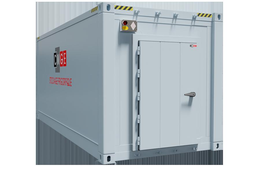 Conteneur frigorifique Reefer CMGE Container